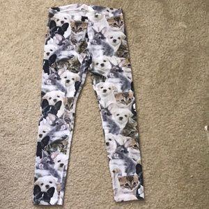 Girls size 6-7 H&M pants